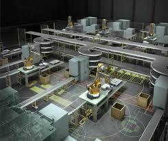factory layout design autocad autodesk factory design suite ellipsis