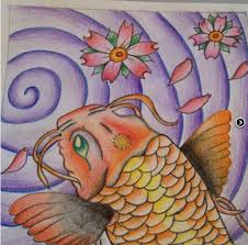 koi carp tattoo design gcse by bradley96barnes on deviantart