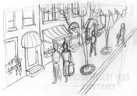 behind the scenes sketches