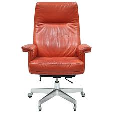 Racing Seat Desk Chair Red Leather Office Chair U2013 Adammayfield Co