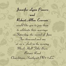 sle wedding invitations invitation wording for wedding hosted by and groom