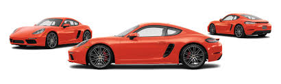 porsche cayman orange 2017 porsche 718 cayman s 2dr coupe research groovecar