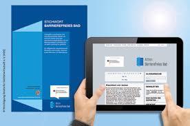 Bad Online Glossar Zum Barrierefreien Bad Online Und Auf Papier