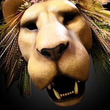 lion puppet aslan lion puppet