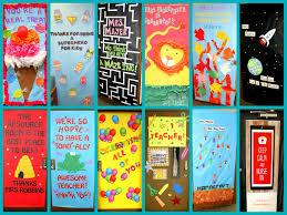 door decorating ideas home decor and design image of cute loversiq