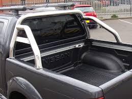 nissan navara 2004 fits nissan navara d40 06 roll bar rollbar sports loop exterior