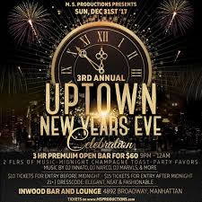And New Year Holidays In The Sun 3rd Annual Uptown New Year S W 3 Hr Open Bar Tickets