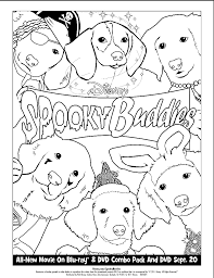 santa buddies coloring pages coloring home