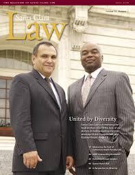 santa clara law magazine fall 2008 by santa clara university issuu