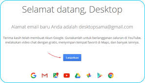 cara membuat akun gmail terbaru cara membuat akun email baru pada gmail desktopkun