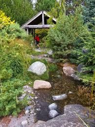 Rock Garden Seattle Landscape Landscape South Seattle College Arboretum