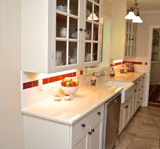 Galley Style Kitchens A 1937 Galley Style Kitchen Gets A Design Makeover