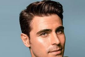 men feathered hair 10 sensational side part hairstyles for men mensok com