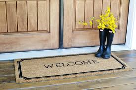 Welcome Home Decor Front Porch Spring Decor Sweet Threads Design Co