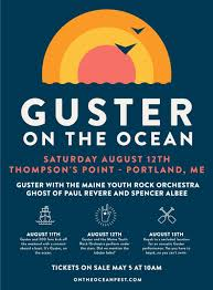 guster announces guster on the ocean 25th anniversary shows
