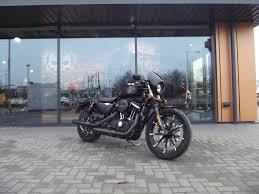 harley davidson sportster 883 1993 on review mcn