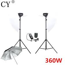 photography studio flash lighting kits light umbrella stand trigger receiver photo set kit canada in