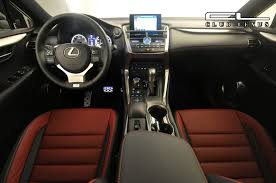 lexus nx interior 2015 lexus nx f sport horsepower car reviews blog