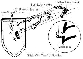 Barn Door Kite by W T Shields Art