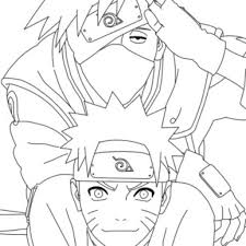 the most brilliant naruto shippuden coloring pages regarding your