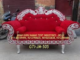 wedding couches wedding sofa set manufacturer from delhi