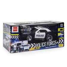 Remote Controlled Lights Best Choice Products 2 4 Ghz Remote Control Police Car W Lights Rech