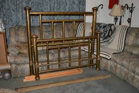 antique metal headboard and footboard home design ideas
