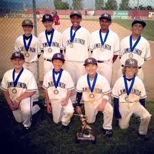 past seasons lamorinda baseball club