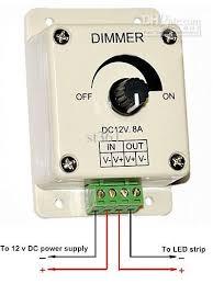 12 volt led strip lights for rv 2018 retail low voltage manual dimmer for led 12v 24v ac dc 8 amps