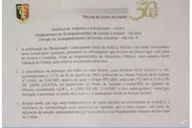 pagamento mes agosto estado paraiba tce constata ilegalidade na promoção do comandante geral da polícia