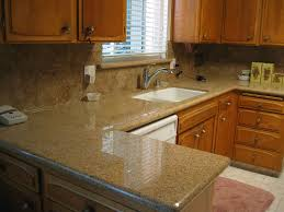 Kitchen With Stainless Steel Backsplash Granite Countertop Is Painting Kitchen Cabinets A Good Idea 30