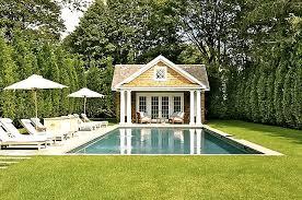 Backyard Pool Houses by The Cape Cod Ranch Renovation Toulon General Pinterest Ranch