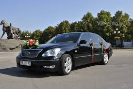 lexus ls430 vip lexus на свадьбу