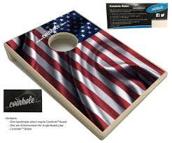 Usa Flag Rules American Flag Coinhole Board U2013 Coinhole Com