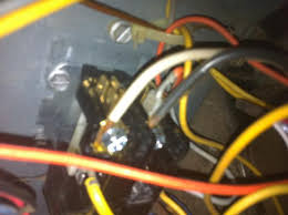 heat pump fan not spinning central a c compressor condensor fan not turning on doityourself