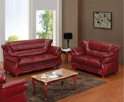 Burgundy Leather Sofa Set Burgundy Leather Sofa And Loveseat Nrhcares