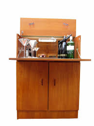 Open Bar Cabinet Marvelous Teak Bar Cabinet Drawing Of Mid Century Modern Bar