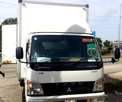 mitsubishi fuso truck mitsubishi fuso 3 ton box van 17ft 2016 clear stock promotion