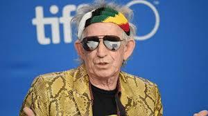 keith richards headband keith richards says he s an ed sheeran fan