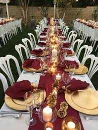 grey is complementary to burgundy want linens to be the