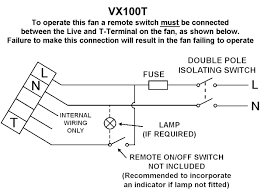 xpelair vx100t 4 100mm axial extract fan with timer supplied