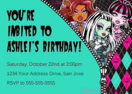 320 best monster high birthday party images on pinterest monster
