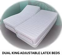 Dual Adjustable Beds Talalay Latex Mattresses The Original Latex Bed Hypo Allergenic