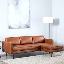 west elm leather sofa reviews leather sofas west elm leather sofa scroll to previous item west