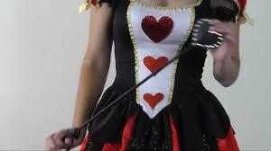 alice in wonderland queen of hearts halloween costume 2011
