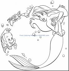 surprising mermaid dolphin coloring pages with mermaid coloring