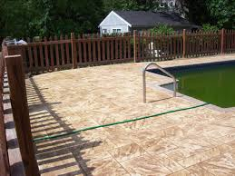 annapolis pool deck resurface maryland curbscape