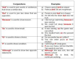 16 best conjunctions images on pinterest english grammar