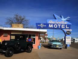 historic neon motel sign vintage vehicles u0026 building bl u2026 flickr