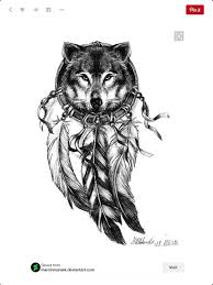 indian wolf designs s on chest free flash